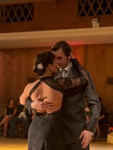 Lorena & Jory UK European Champions Tango Stage 2015