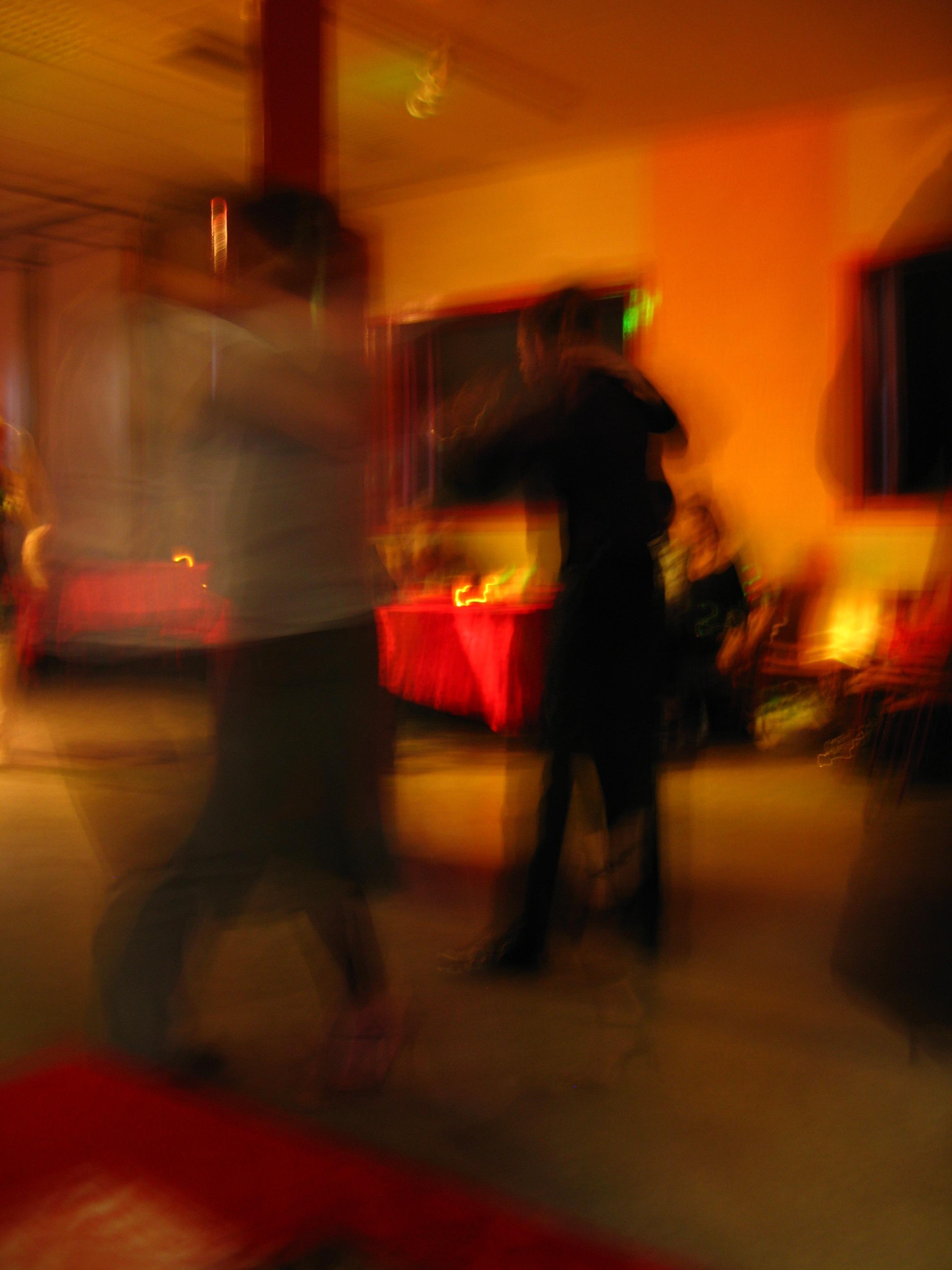 Salon Tango SI aan de Maas in Rotterdam